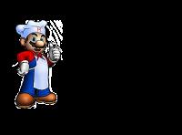 "Дизайн логотипа для пиццерии ""Mr.Mario"""
