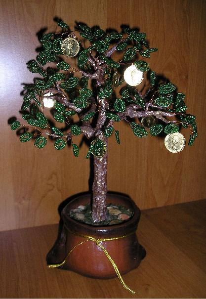 Дерево Денежное