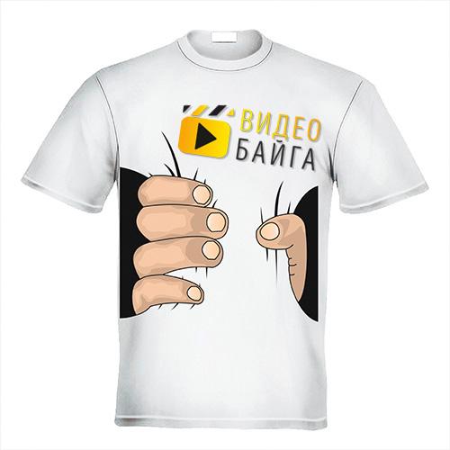 Дизайн принта на футболки для фестиваля YouTube блогеров  фото f_3825b45ce1eae138.jpg