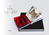 Дизайн верстка подарочный альбом