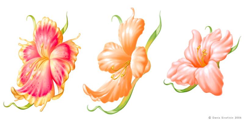 Варианты цветов