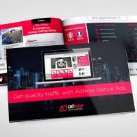 Презентация для лондонской компании AdNow