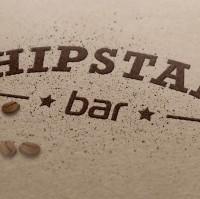 Фирменный стиль для кофейного бара HipStar Bar