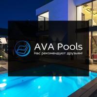 Логотип для компании AVA-Pools
