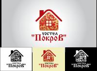 "логотип ""Хостел Покров"""