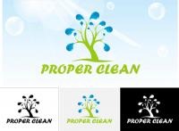 Логотип ProperClean