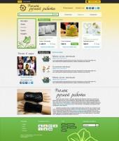 Сайт для продажи ручной работы мастерами
