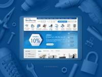 Разработка интернет магазина «МосМастер», интеграция с 1С