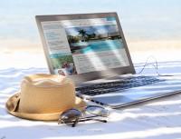 Разработка сайта на Битрикс «indian-ocean.ru» -сайт туристической компании