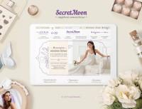 Дизайн интернет-магазина свадебного нижнего белья