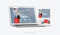 Дизайн интернет-магазина торгового оборудования «Альянс систем»