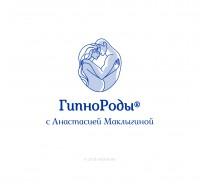 Логотип психолога и курсов ГипноРоды