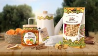 Дизайн упаковки орехов и сухофруктов «Абхазская сказка»