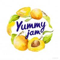 Логотип Yummy Jam