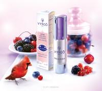 Фотография для рекламы косметики VYRGO