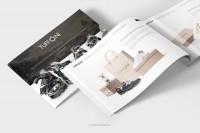 Фирменный стиль и брендбук обувного бренда TUFFONI