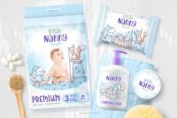 Дизайн детских товаров Little Nanny