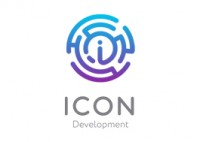 Логотип строительной компании ICON