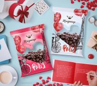 Дизайн упаковки для конфет «Самарский кондитер»