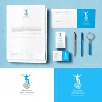 Стиль и логотип ассоциации электронной коммерции