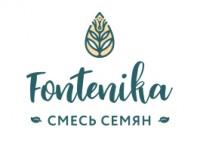 Логотип здорового питания Fontenika