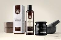 Дизайн упаковки средства для волос Fitoforce (Фитофорс)