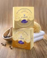 Дизайн упаковки и логотипа для косметики «VYRGO»