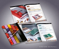 Дизайн, верстка, фотография для каталога