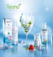 Рекламный дизайн Теана