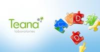 Редизайн логотипа Teana (косметика)