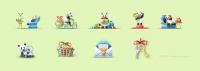 Иконки для интернет-магазина Pandy