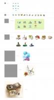 Размеры иконок и иллюстраций с примерами