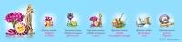 Иконки и тизер для портала Teana-fun.ru