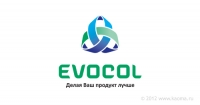 Дизайн логотипа EVOCOL