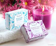 Дизайн упаковки мыла «Teana - home»