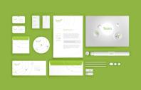 Дизайн фирменного стиля и брендбук Teana 2015