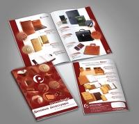 Буклет Promalogic (дизайн и фотосъемка)