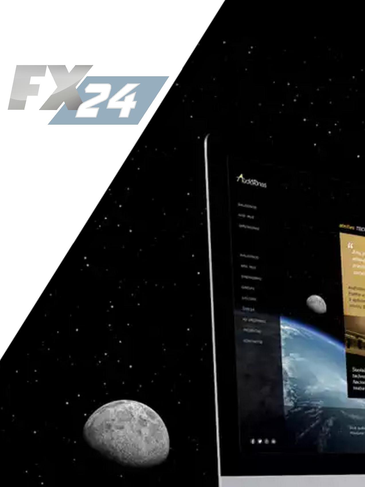 Разработка логотипа компании FX-24 фото f_496545322e808bc8.jpg