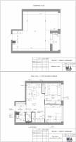 Планировка квартиры однокомнтаной квартиры