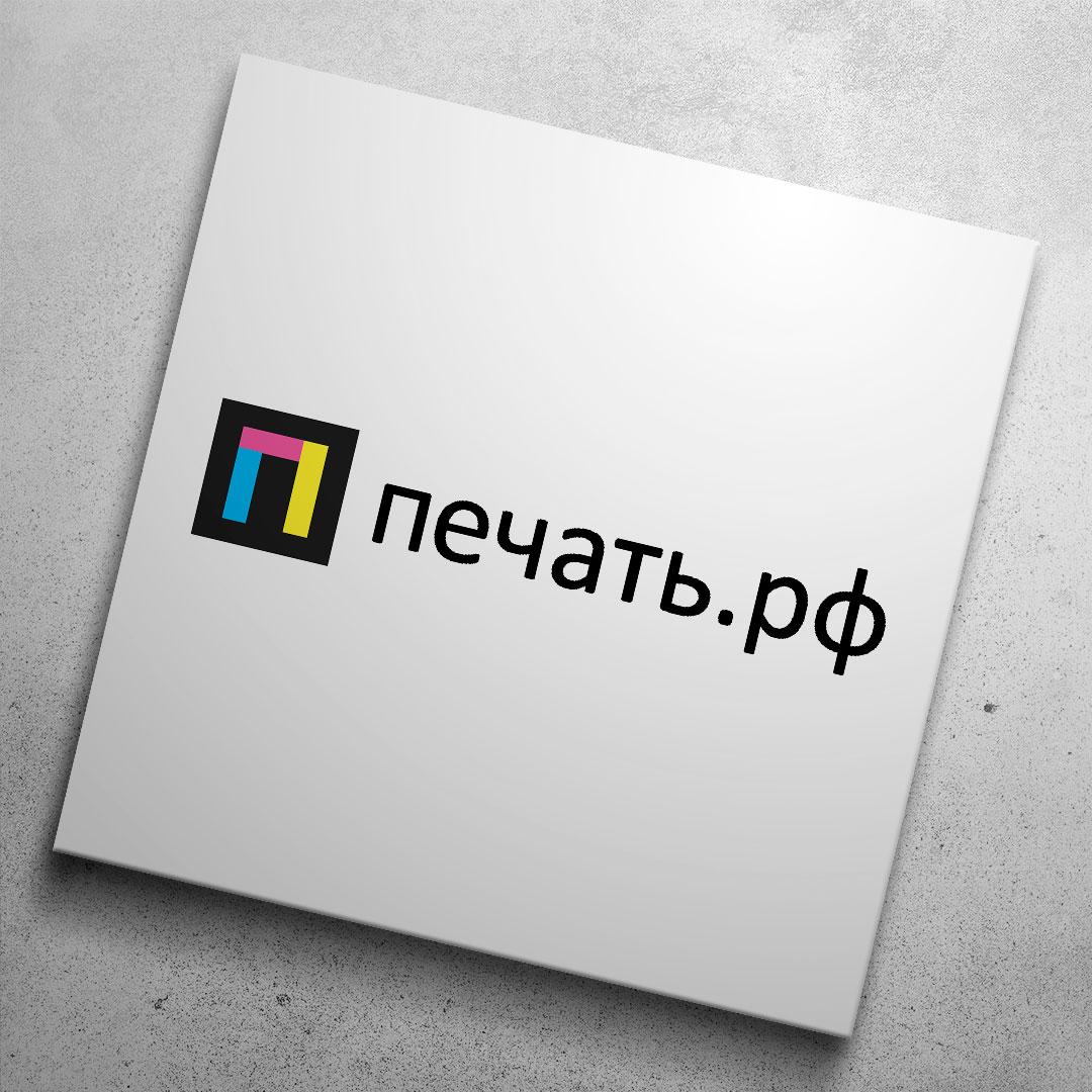 Логотип для веб-сервиса интерьерной печати и оперативной пол фото f_4025d2b46eb943ea.jpg