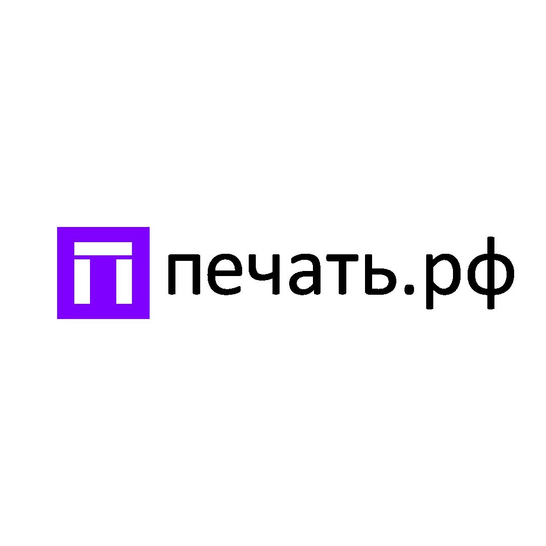 Логотип для веб-сервиса интерьерной печати и оперативной пол фото f_8635d2b365b5294e.png