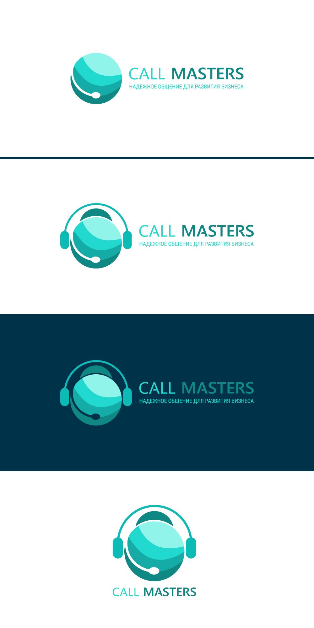 Логотип call-центра Callmasters  фото f_8465b6a2a634aa66.jpg