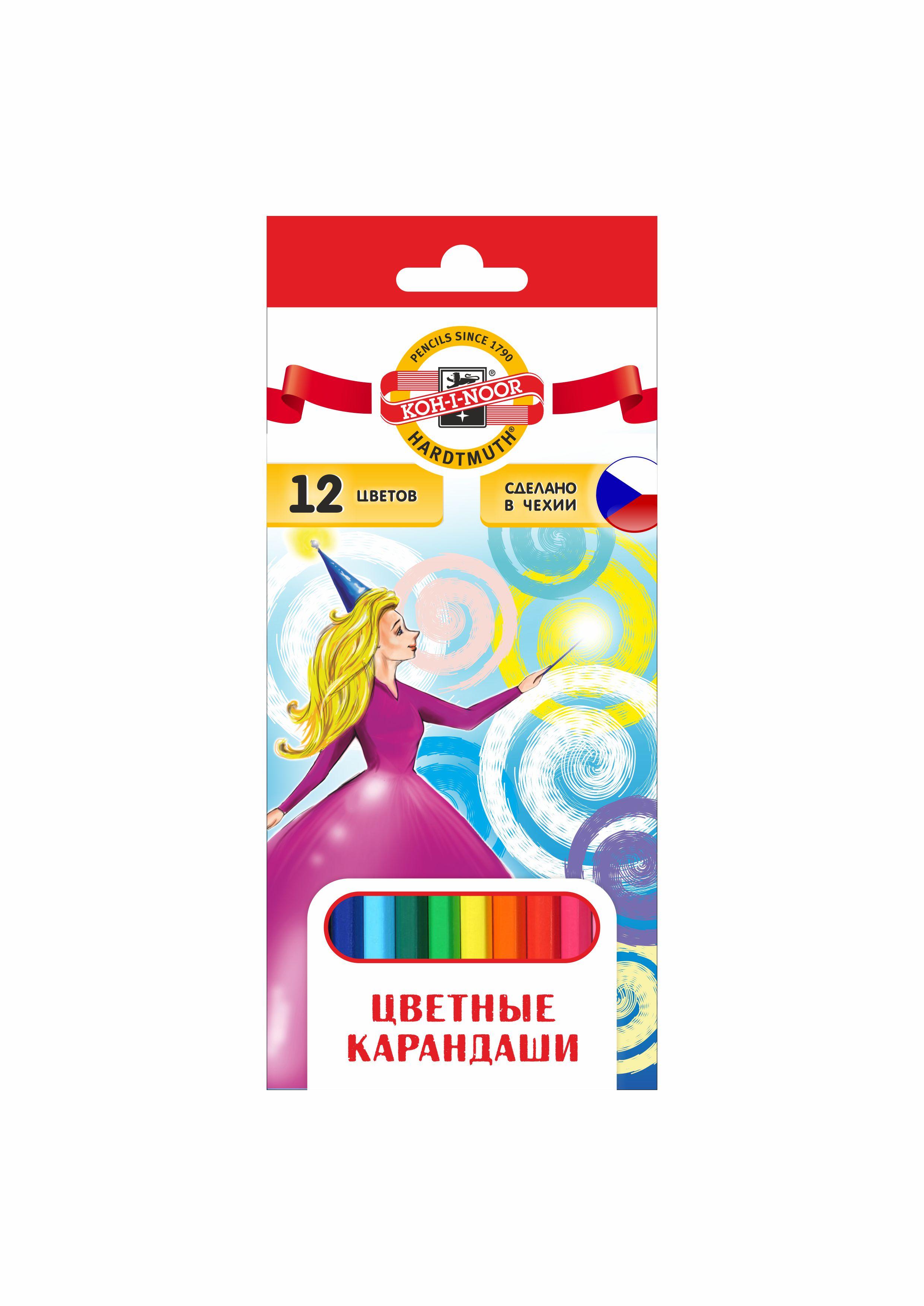 Разработка дизайна упаковки для чешского бренда KOH-I-NOOR фото f_81259edc54282069.jpg
