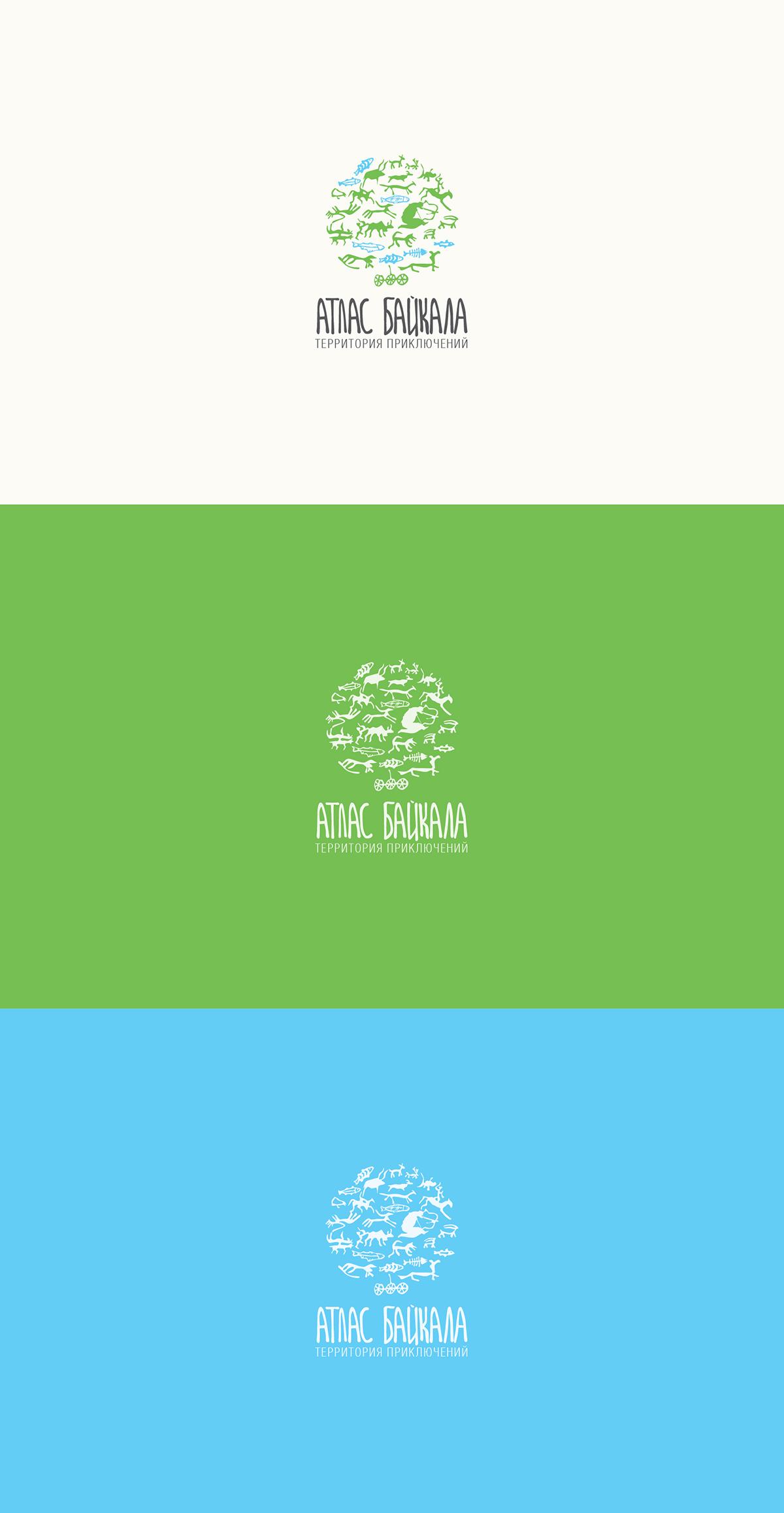 Разработка логотипа Атлас Байкала фото f_0285b06e7914628c.jpg