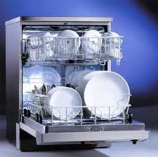 Скрытая реклама посудомоечных машин известного бренда