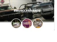 MuscleGarage наполнение сайта