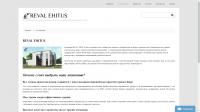 О строительной компании REVAL EHITUS