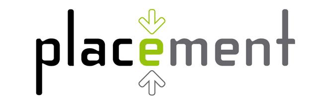 Логотип для фирмы «Placement»