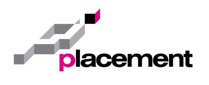 Вариант логотипа для фирмы «Placement»