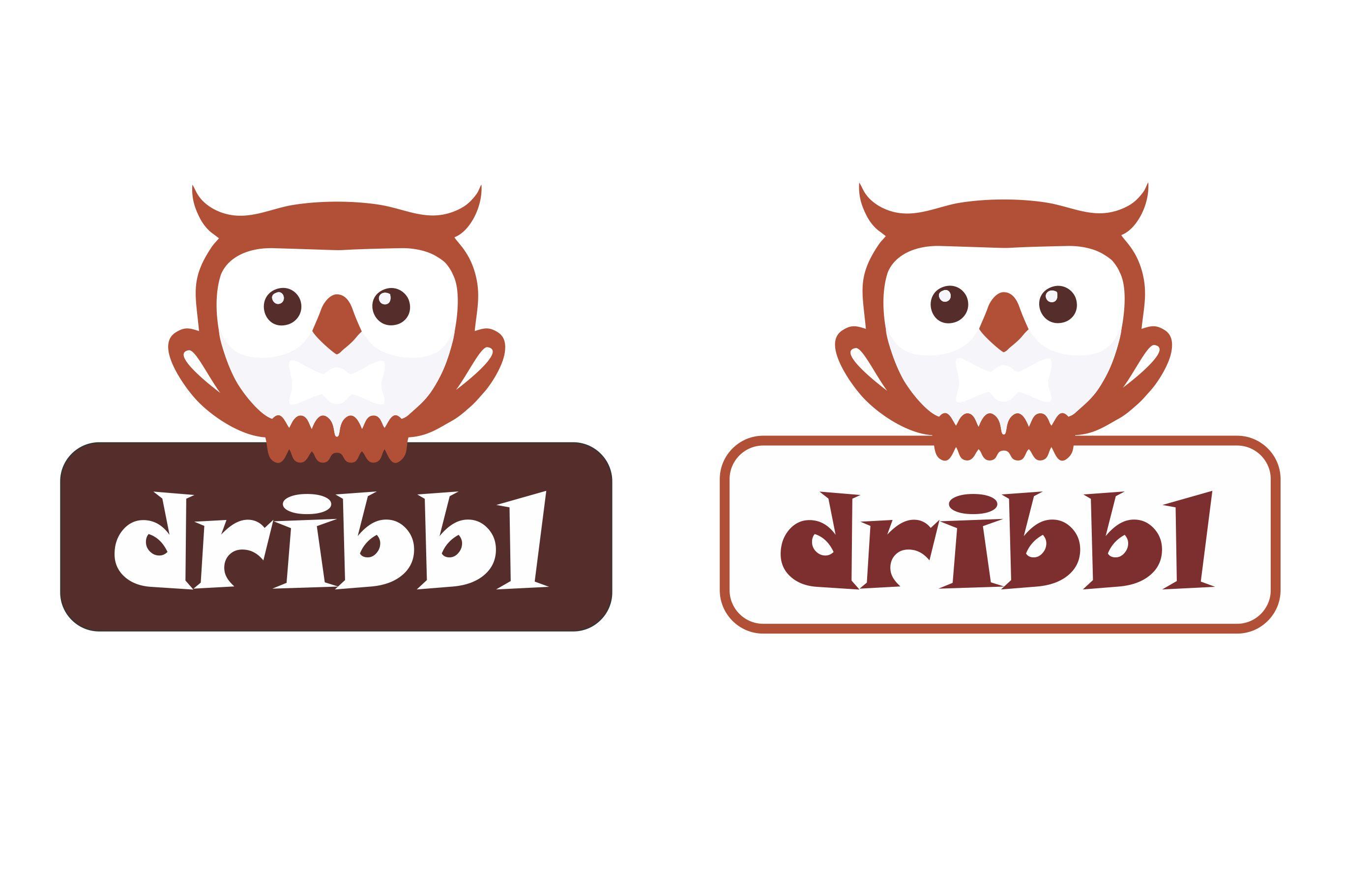 Разработка логотипа для сайта Dribbl.ru фото f_3865a9c34dceab9f.jpg